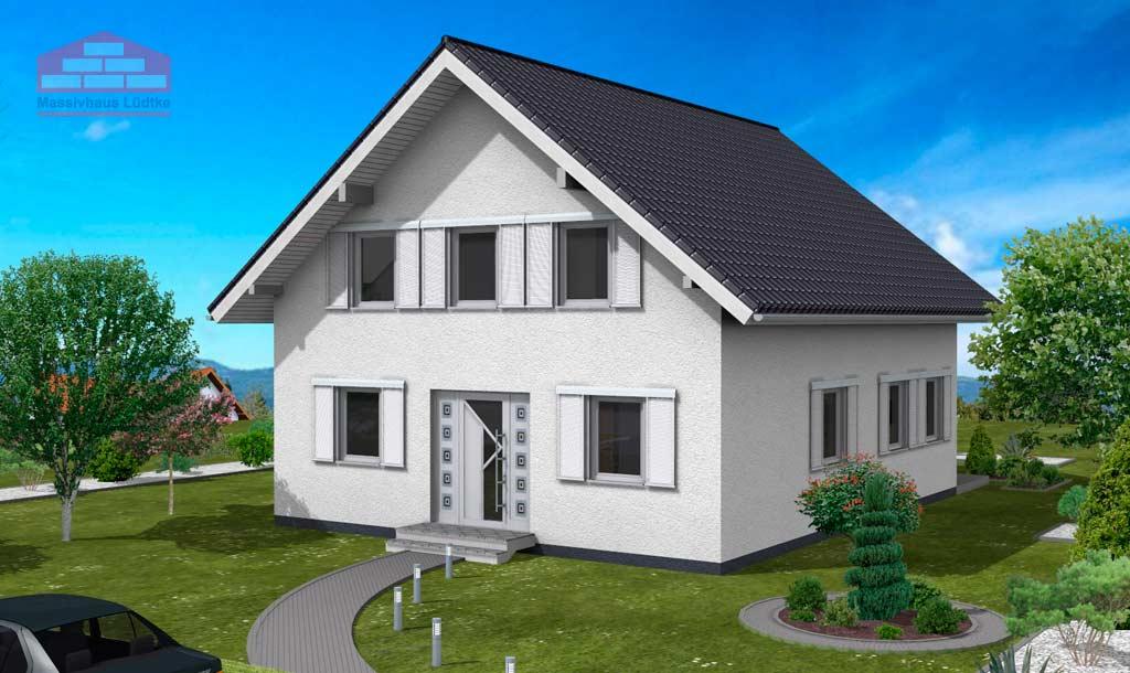 Massivhaus S180