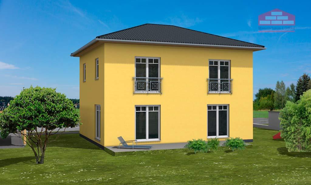 Massivhaus-V10_Grundriss_Rueckansicht