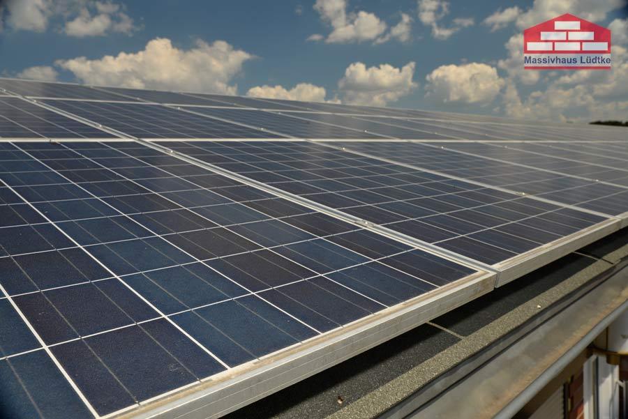 Solar-Photovoltaik Anlage