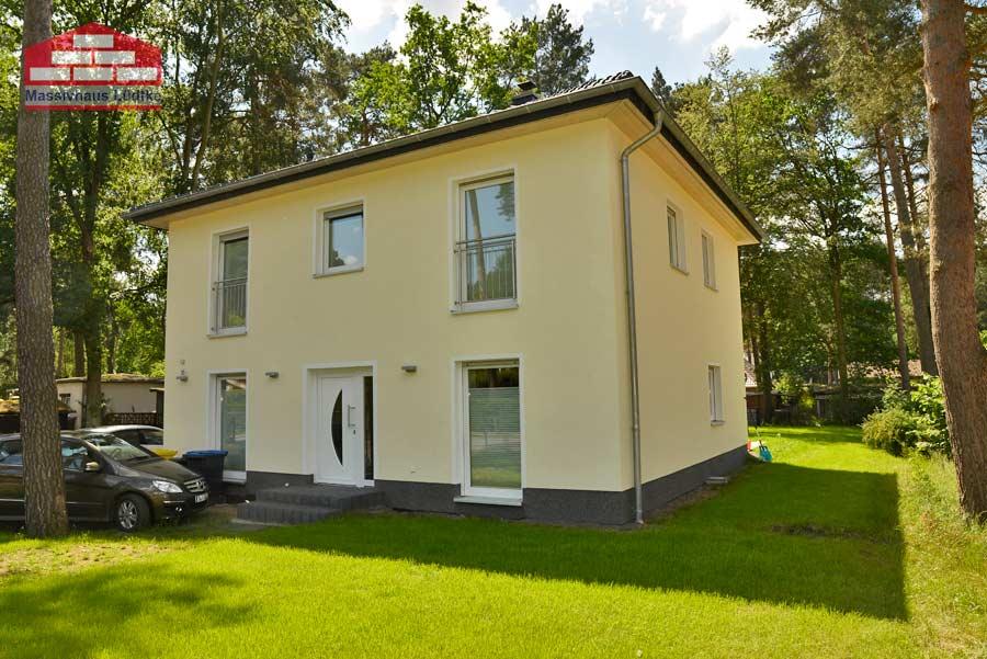 Massivhaus Baufirma für Berlin, Glien und Umland