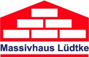 Logo Massivhaus Lüdtke Baufirrma