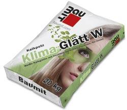 Kalkputz_Klima_Glaett_W_20kg_baumit