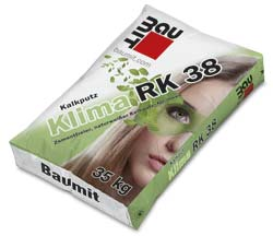 Kalkputz_Klima_RK_38_35kg_baumit